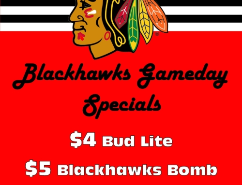 Blackhawks Bar
