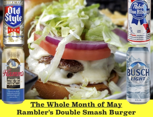 May Burger Month